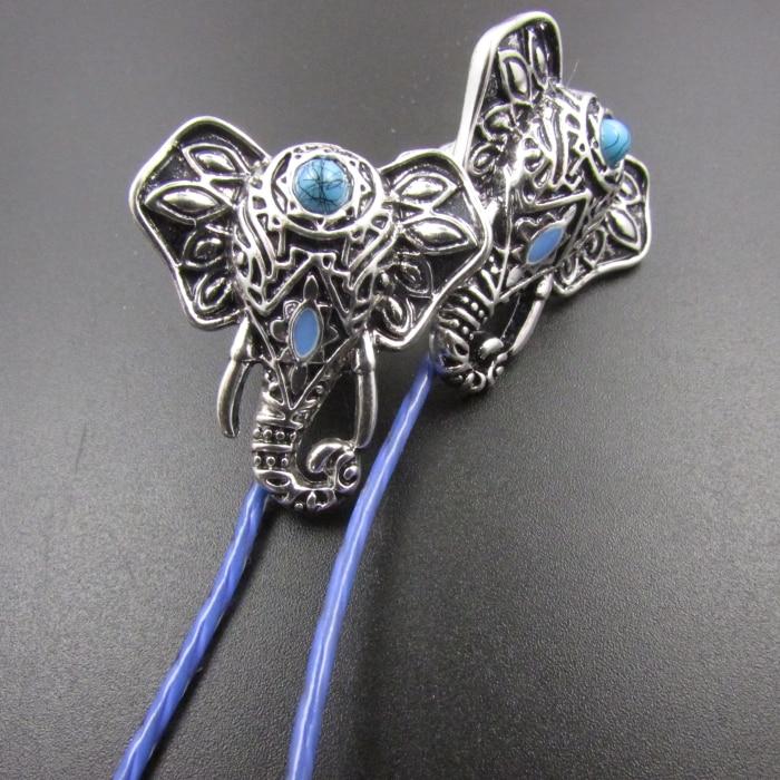 Tibetan silver earphone diy Animal earphone
