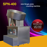 1PC Single Plate Capsule Tablet Counting Equipment Tablet Capsule Counter And Filler Capsule Tablet Counting Machine