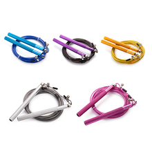 5 color free shipping special speed long jump rope professional quality goods athletic competition pattern speed jump rope цена