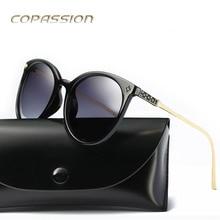 Mulher polarizada óculos de sol da marca do desenhador 2017 óculos de condução motorista óculos de sol Óculos uv400 Eyewear oculos de sol feminino
