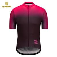 YKYWBIKE 2018 Cycling Jersey Summer Racing Cycling Clothing Ropa Ciclismo Short Sleeve MTB Bike Jersey Shirt