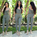 Sexy Women Ladies Summer Clubwear Playsuit Party Jumpsuit Romper Long Trouse