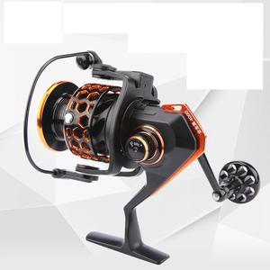 Image 3 - 2017 haute qualité Full Metal 4000 type 13 + 1BB pas de dégagement roue de pêche pêche en mer ligne de pêche wheel DD2