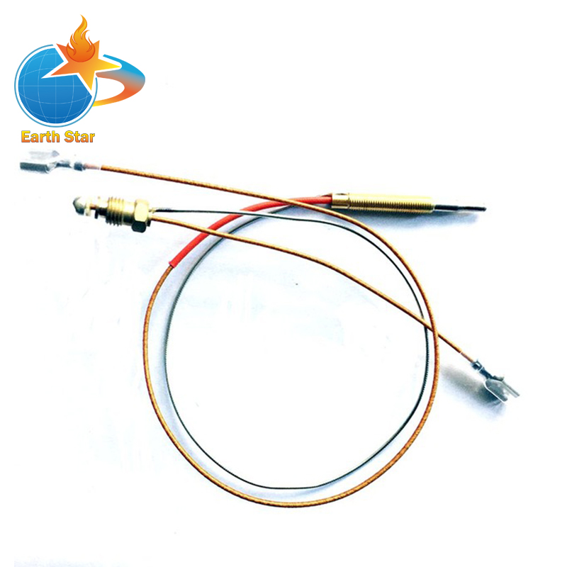 Promotion Price EARTH STAR Outdoor Patio Heater M6*0.75 Head Thread With M8X1 End Connection Nuts Thermocouple 410mm ...