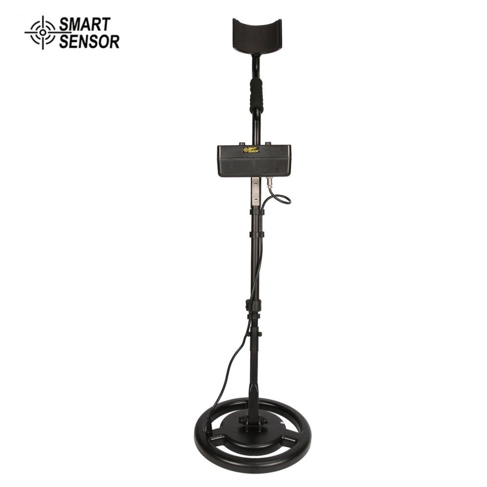 SMART SENSOR AR924M Professional Underground Metal Detector Adjustable Gold Silver Finder Treasure Tracker Seeker 1.8m DepthSMART SENSOR AR924M Professional Underground Metal Detector Adjustable Gold Silver Finder Treasure Tracker Seeker 1.8m Depth