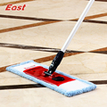 East flat telescopic mop with pole microfiber cloth towel for home floor kitchen living room cleaning tools supplier