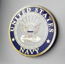 Lower  price custom badge Wholesale top quality UNITED STATES US NAVY LAPEL PIN BADGE Newly army FH680099