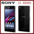 D5503 abierto original sony xperia z1 compact d5503 16 gb rom + 2 gb de ram 3g 20.7mp 4.3 pulgadas quad core 2300 mah smartphone