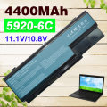 4400mAh laptop battery for Acer Aspire 5520 5520G 5530 5710 5715Z 5720 5739  5920  5920G 5930 AS07B31 AS07B32 AS07B41 AS07B42