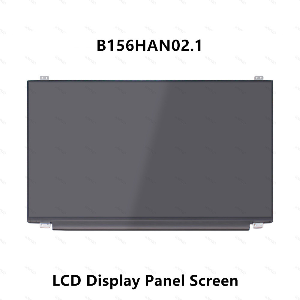 15.6'' LCD Screen Martix Panel Display Replacement B156HAN02.1 For Asus Vivobook S15 S510U S510UA S510UQ S510UR S510UN Series