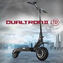 2017 Corea Del Diseño Más Poderoso Dualtron II Scooter Eléctrico 60 V 1600 W