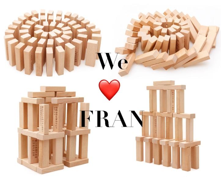 Fee shipping the Building font b blocks b font font b toy b font for child