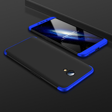 360 Degree Full Cover Case For Meizu M5 M3 M6 Note Case Meilan Note 3