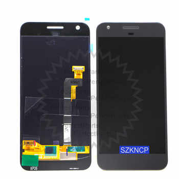 """NEW For 1920x1080 HTC Nexus S1 Google Pixel LCD Display Touch Screen Digitizer Assembly Replacement 5.0\"""" Google Pixel LCD"""