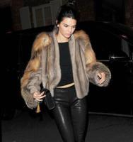 Top quality famous brand design women genuine mink fur coat Britisg style mink fur short jacket with fox fur sleeve party wear
