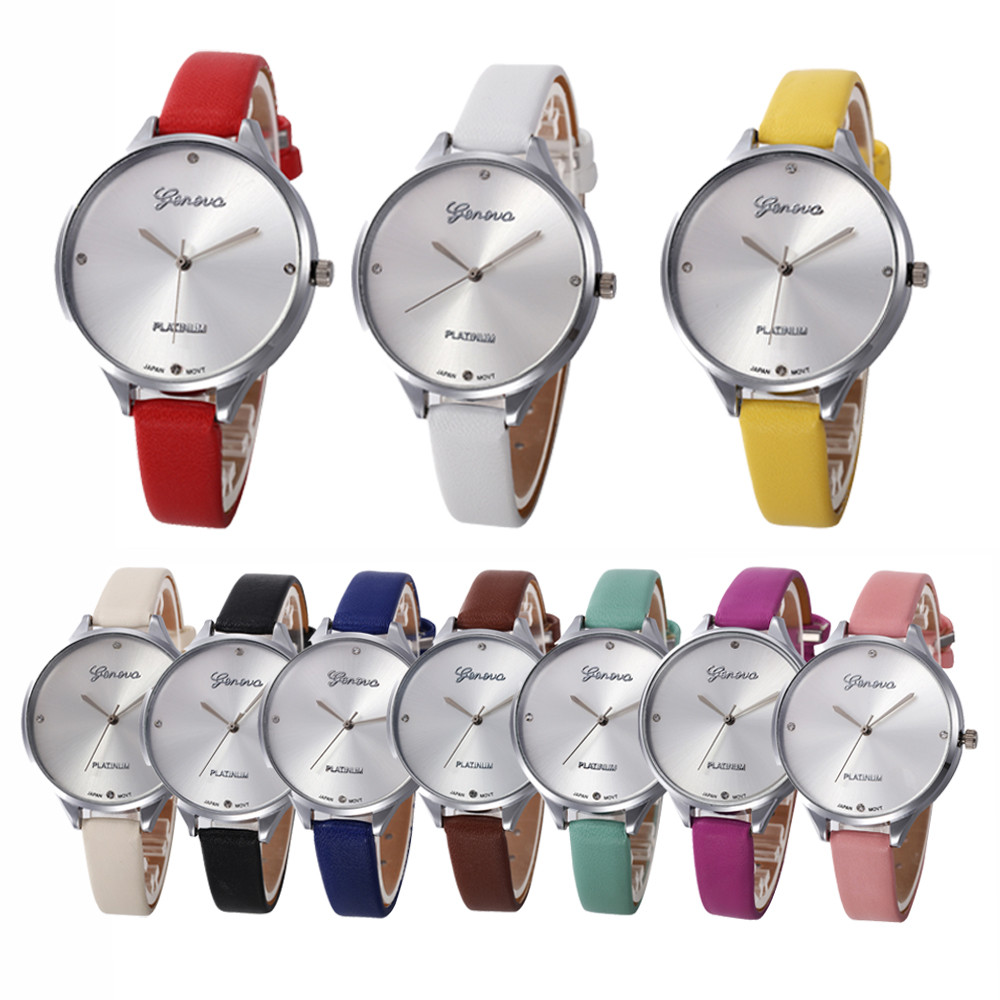 2018-selling-fashion-watches-high-quality-chic-leather-crystal-women-casual-checkers-faux-leather-quartz-analog-wrist-watch
