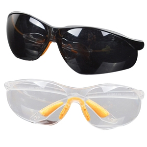 Image 2 - ברור נגד השפעה מפעל מעבדה חיצוני עבודת עין מגן בטיחות משקפי משקפיים נגד אבק קל משקל משקפיים