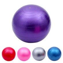 Hot Sale 45cm Yoga Fitness Ball GYM Home Pilates Thicken Balls No Smell Balance Sport Anti-slip for Training