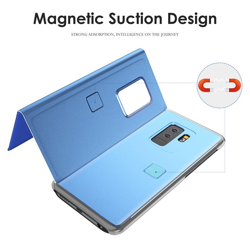 phone cover for samsung galaxy a3 a5 a7 j3 j5 j7 2017 a6 2018 mirror case (3)