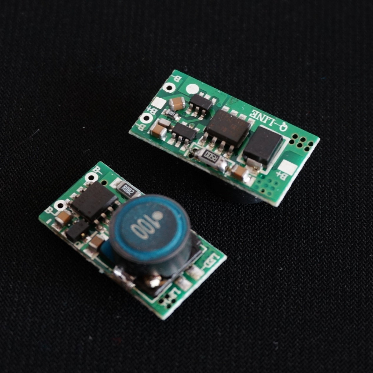 3.5W NDB7A75 High Power Blue Light Drive Circuit 4.5A Constant Current Band Slow Start And Step Down Three Stage Dimming