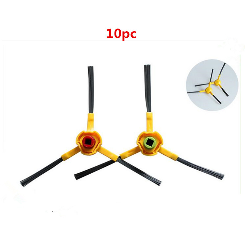 10pcs Replacement Side Brushes Vacuum Cleaner Side Brush Parts For DT85 DT83 Vacuum Cleaner Replacement 10 pcs lot side brush for vacuum cleaner