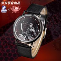 Fate Stay Night LED Watch Waterproof Touch Screen Anime Role Emiya Shirou Archer Cosplay Action Model Figure NEW Arrival 2018