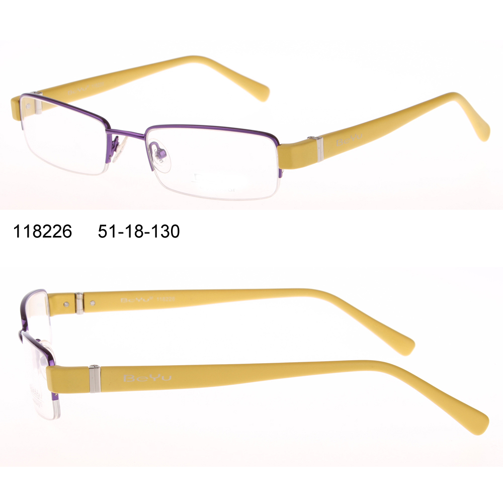 Cheap metal picture frames - Free Shipping Hot Sale Cheap Oculos Women Metal Optical Frames Glasses Eyewear Spectacle Frame Silicone Optical Brand Wholesale