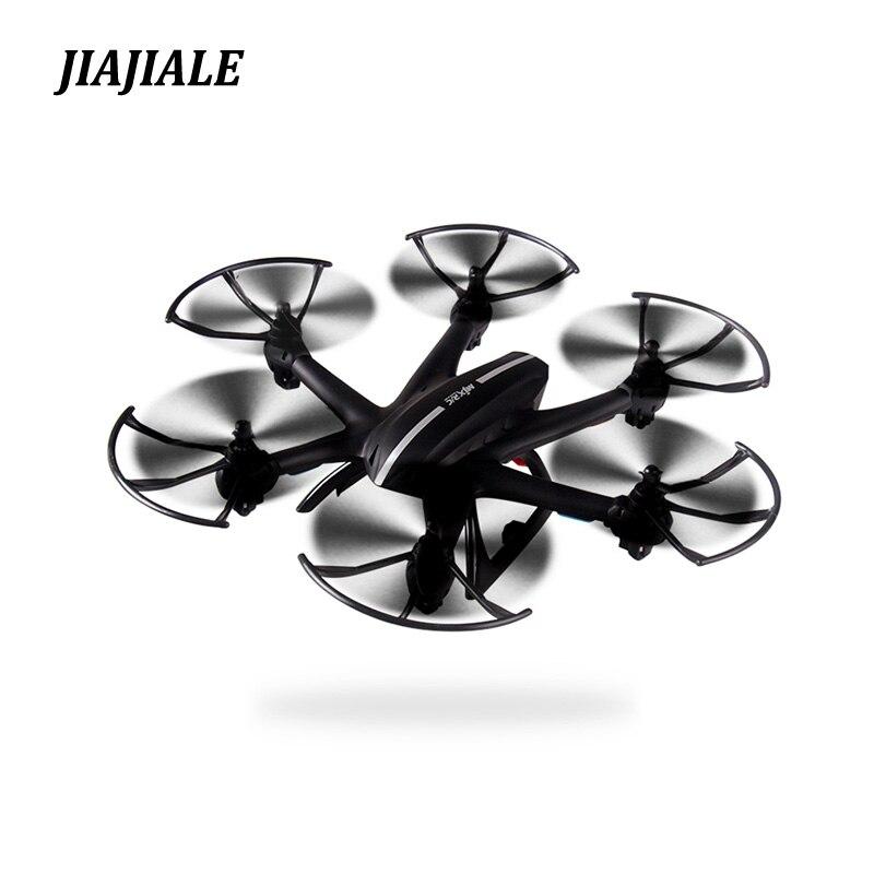 Livraison gratuite MJX X800 2.4G 4CH 6 axes aéronef sans pilote (UAV) quadrirotor RTF Drone hélicoptère RC peut ajouter mise à niveau C4015 WIFI FPV CameraVS H20 H107D