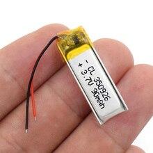цена на 1/2/4PCS RECHARGEABLE 3.7V 90MAH LI-ION BATTERY 350926 Li-polymer Batteries FOR MP3 MP4 MP5 BLUETOOTH HEADSET GPS