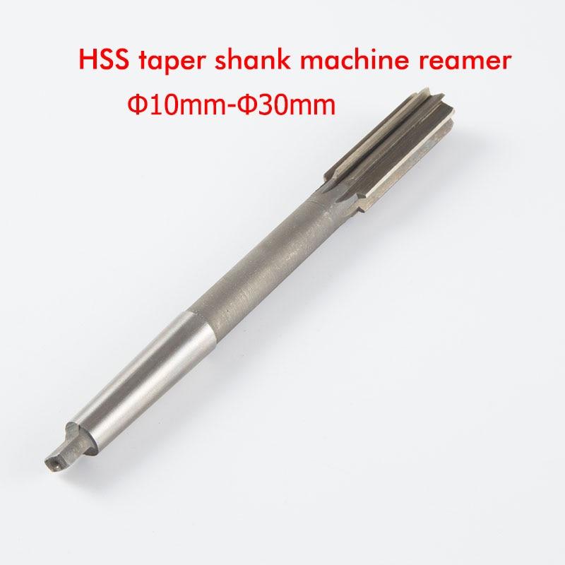 Reamer High Precision Taper Shank Reamer for Machine 28H7