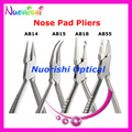 free shipping  high quality glasses nose pad plier   AB14 AB15 AB18 AB55