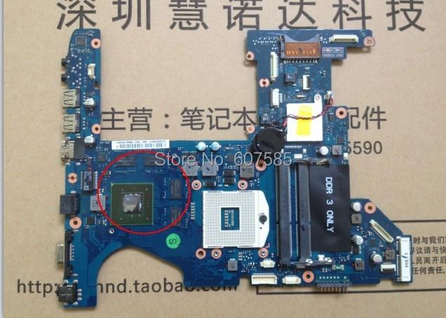 Для Samsung RC530 Ноутбук Материнских Плат HM67 1 ГБ 100% тестирование