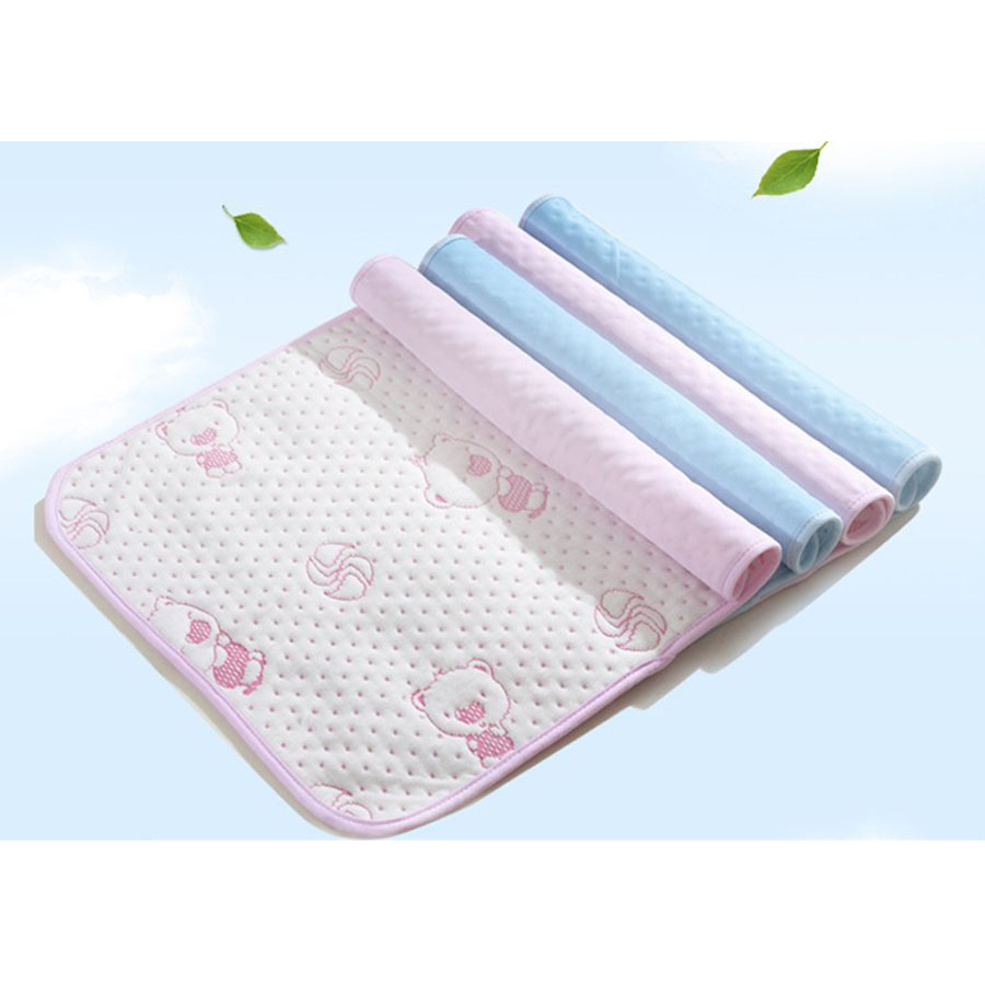 Reusable And Waterproof Bed Sheet Protector Breathable Adult Incontinence  Bed Pad Mattress Protector Incontinent Washable In Mattress Covers U0026  Grippers From ...