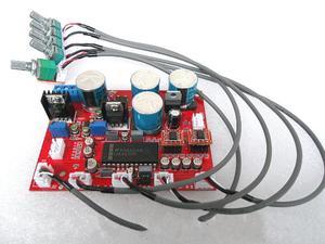 Image 1 - 12v 24v LM4610 HIFI Pre amp Preamplifier Tone Board bass treble balance volume OP275 OPAMP Volume Control