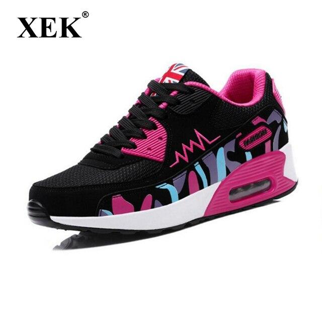 2017 donne che dimagrisce runningg scarpe donna sneakers donna air cushion  scarpe fitness della signora primavera 1ea28884dd6