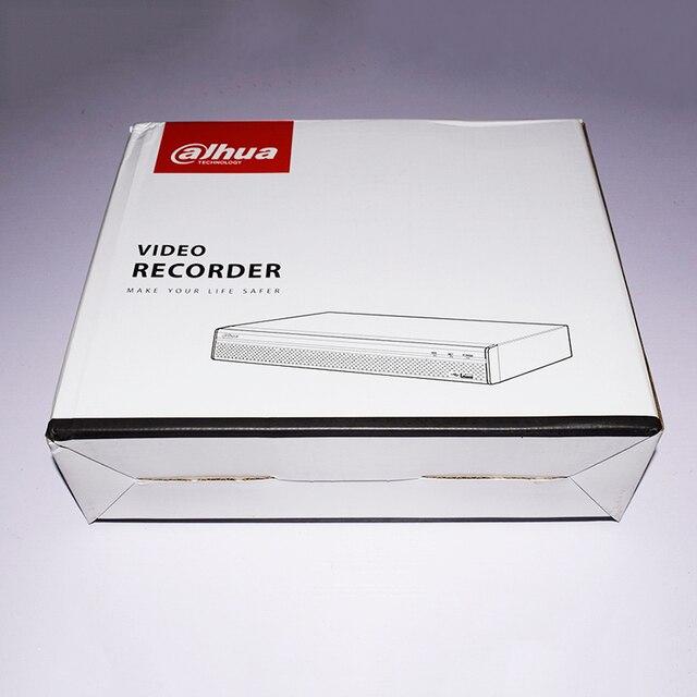 Dahua NVR POE P2P NVR2108HS-8P-4KS2 8POE 8CH NVR2104HS-P-4KS2 4POE 4CH H.265 enregistreur vidéo jusquà 8Mp résolution P2P Max 80Mbps