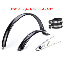 14 16 20 26 27.5 29 Inch 700C Fiets Spatbord Vouwfiets Spatbord Mtb Spatbord Wings Mountain Road Bike Front achter Mud Guard(China)