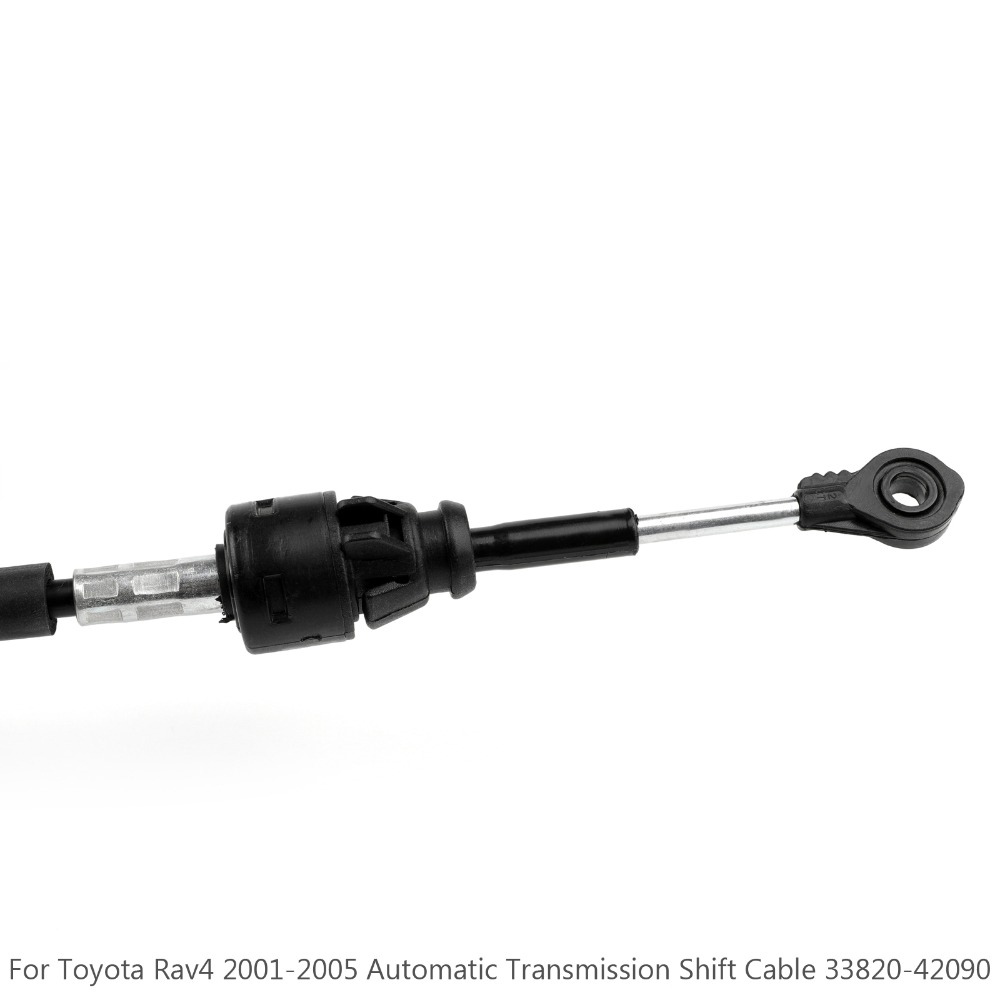 Areyourshop Automatic Transmission Shift Cable For Rav4 2001-2005 33820-42090