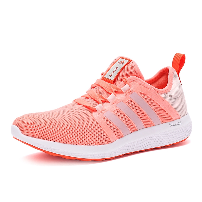 ff1edf3d0 Original New Arrival Official Adidas Bounce Climacool Women s Breathable  Low Top Running Shoes Sneakers-in Running Shoes from Sports   Entertainment  on ...