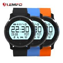 2016 F68 Bluetooth Smart Uhr Sport Armbanduhr Smartwatch Pulsmesser für Apple Huawei Xiaomi Android 4.3 IOS 8 Telefon