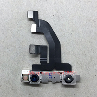 Original New Front Facing Camera Flex Cable Ribbon For IPhone X Small Camera Replacement Parts