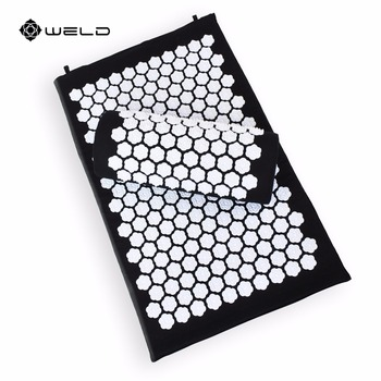 Factory Direct Sale Chinese Traditional Acupuncture Sets Acupressure Mat/Pillow Massage Mat Rose Spike Massage and Relaxation
