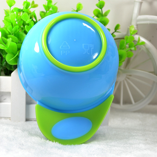 Kid Learn Dishes Grinding Bowl Handmade Grinding Food Supplement Children Infant Food Mill