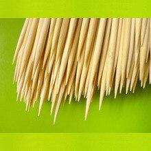 Высокое качество 40*4 мм Бамбука Барбекю, Шашлык-Гриль Шиш Кабоб Деревянный бамбука Одноразовые Палочки Для Барбекю БАРБЕКЮ Инструменты Для 100 шт./упак.