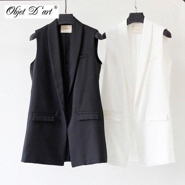 Tienda Online Chaleco elegante de verano 2018 para mujer, chaleco de ...