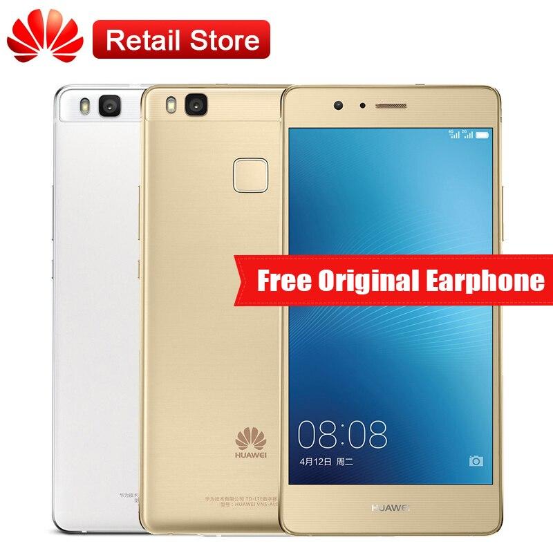 Huawei G9 Lite P9 Lite VNS AL00 LTE Mobile Phone 5 2 MSM8952 Octa Core 1920X1080