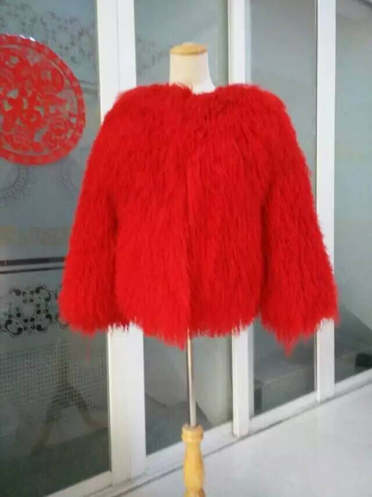 USD Estrada oveja chaqueta 55