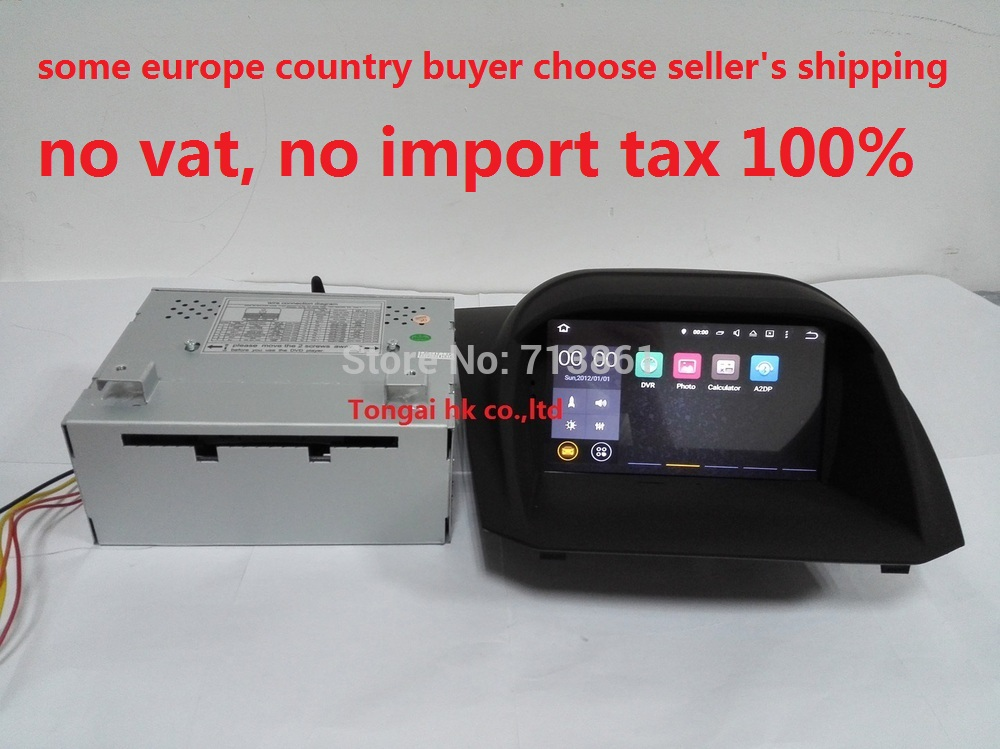 7 2din Android 7 1 for ford fiesta 2013 car dvd gps wifi 3G font b