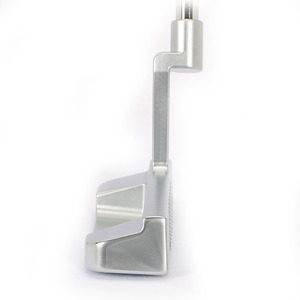 Image 5 - High quality PVD Finishing Carbon Steel CNC Milled Golf putter sliver golf clubs freeshipping