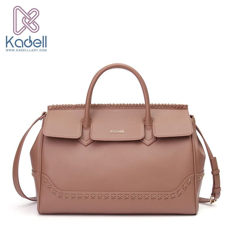 Kadell 2017 Elegant Doctor Shoulder Bags Handbags Women Famous Brands PU Leather Weave Bag Ladies Casual Women Messenger Bags micocah casual women bag 2017 bags handbags women famous brands fashion ladies shoulder bag pu leather messenger bags gl30021